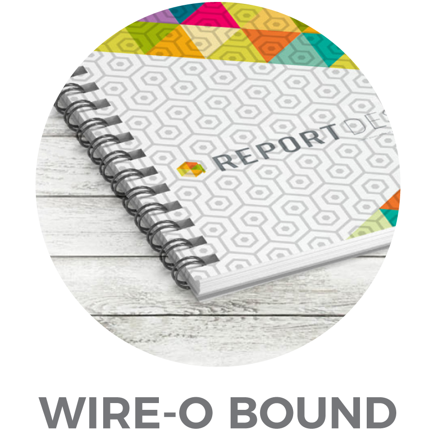 wire-o booklets